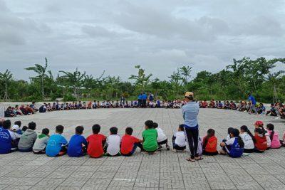 Chương trình công tác Đội và phong trào thiếu nhi năm học 2019-2020 của Hội đồng Đội huyện Vĩnh Thuận