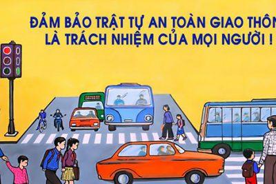"""Tham gia hoạt động hưởng ứng """"Ngày thế giới tưởng niệm các nạn nhân tử vong vì tai nạn giao thông"""" tại Việt Nam năm 2019"""