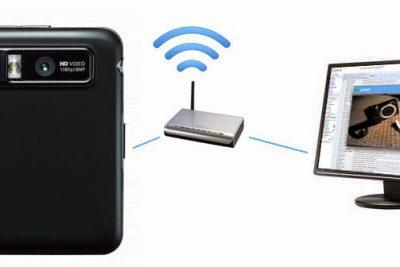 Phần mềm sử dụng Camera điện thoại làm máy soi bài làm của học sinh
